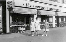 'Finchleystrasse's' Cosmo cafe recalled as 'a place of hope and resettlement'