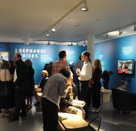 Highlights from the Jewish Museum Sephardi Voices opening, 7 June 2017