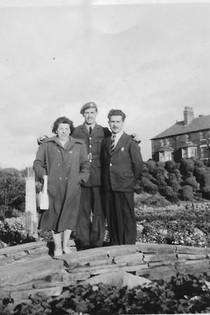 Proud parents 1951