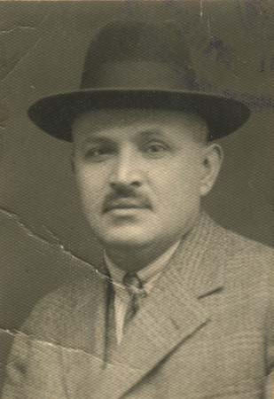 Father, Alexander Herskovits.