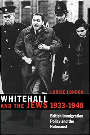Whitehall and the Jews by Louise London