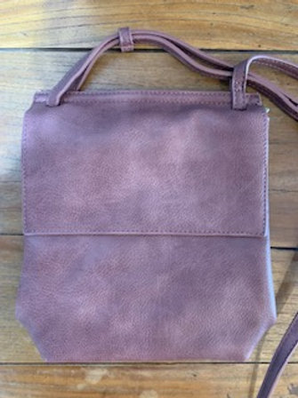 Aimee Crossbody Bag Mauve