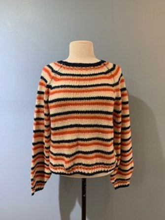 Louise Stripe Sweater