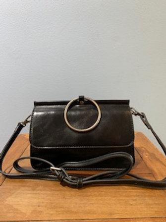 Ava Convertible Bag Black