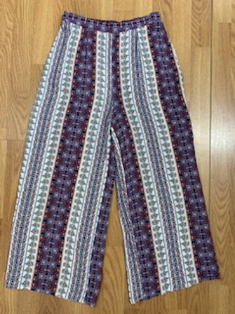Darjeeling Darling Crop Pants