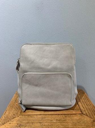 Slate Blue Julia Mini Backpack