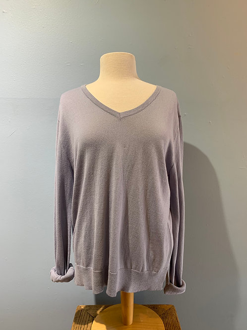 Lightweight V Neck Sweater