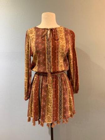 Boho Babe Tunic Dress