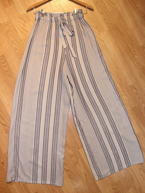 wide leg beach pants