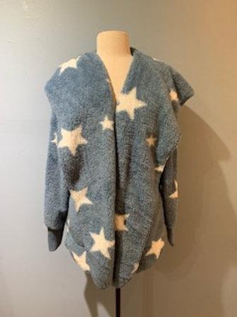 Star Teddy Bear Coat