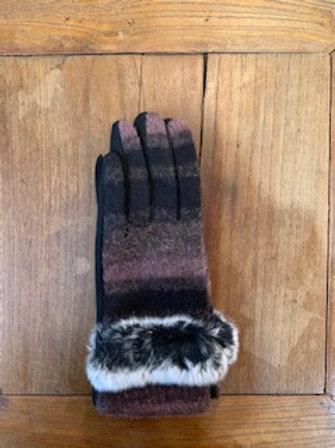 Mixed Media Texting Gloves