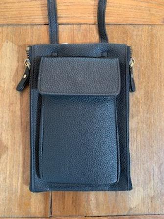 Black Crossbody Wallet/Bag