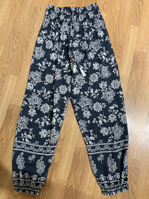 Angie Patterned Joggers