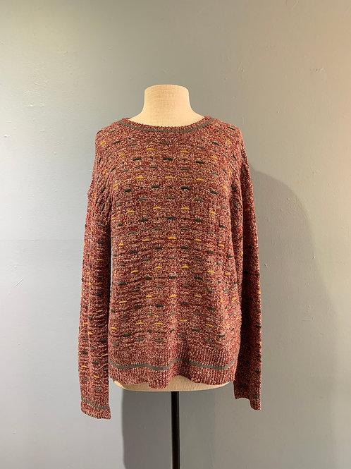Mixed Stitch Sweater