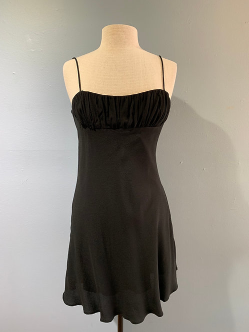 Ruched Top Party Dress