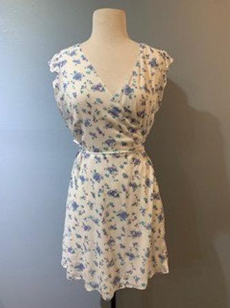 Violet Bouquet Dress