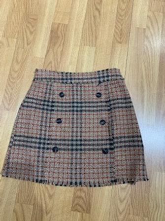 Long Way Round Skirt