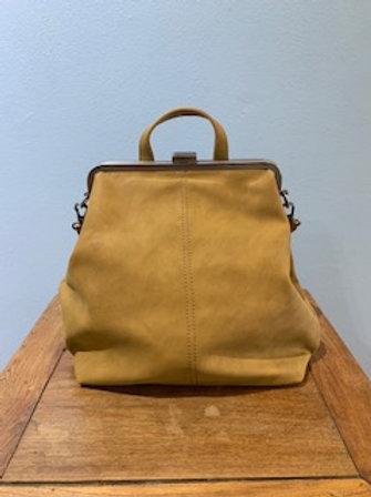 Mustard Phyllis Crossbody/Backpack