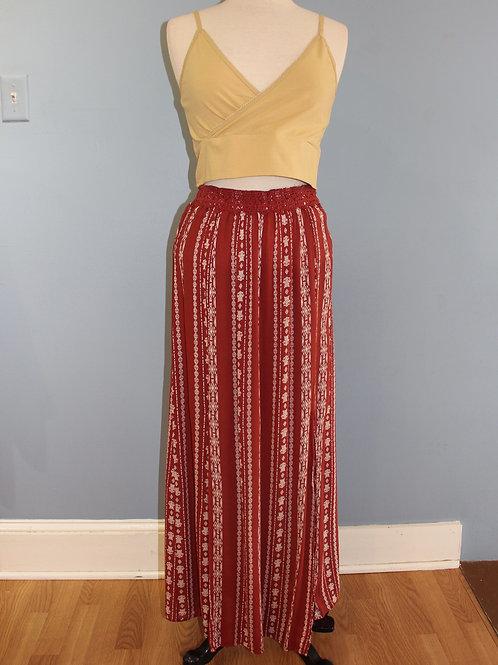 cinnamon maxi skirt