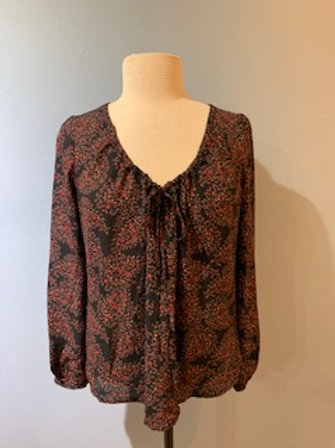 Rising Sun Blouse
