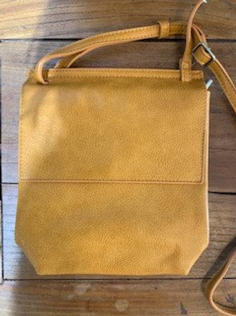 Aimee Crossbody Bag Mustard