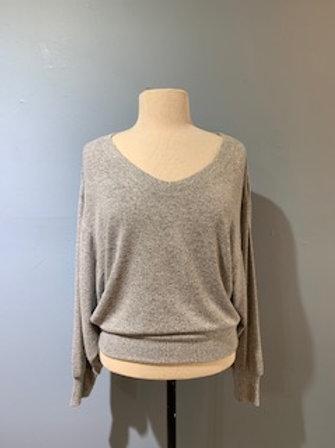 Heather Grey Super Soft Sweatshirt