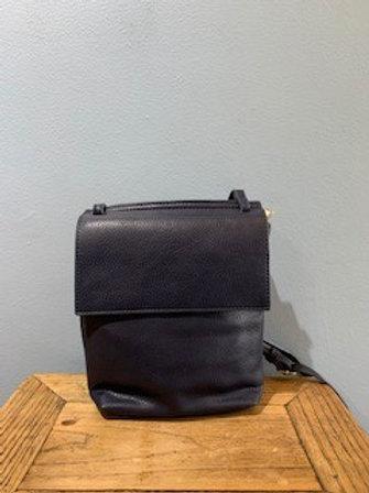 Navy Aimee Crossbody Bag