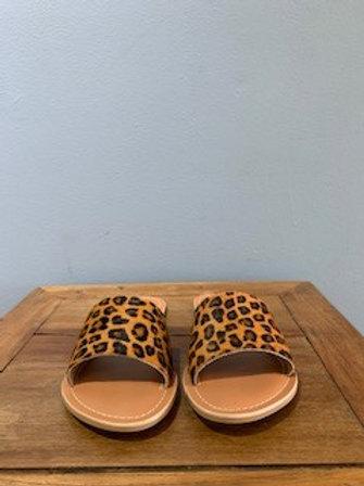 Cabana Leopard Sandal