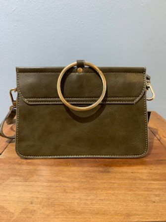 Ava Convertible Bag Olive