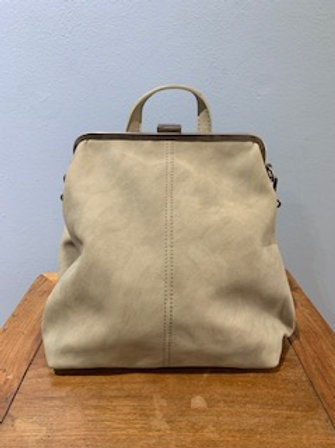 Cement Phyllis Crossbody/Backpack