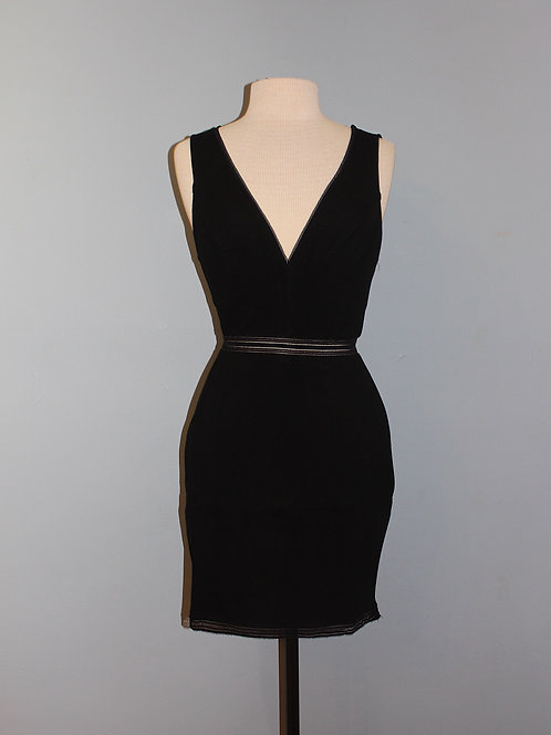 black holiday party dress