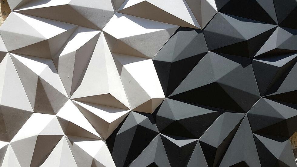 Fachaleta 3D:Pirámide