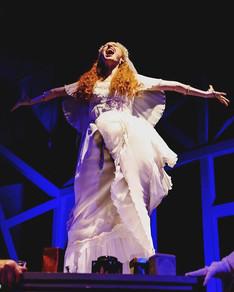 Polly Peachum in Threepenny Opera