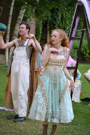 Bianca in Taming of the Shrew