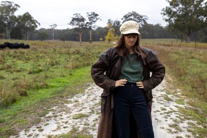 Jess the rainy farmer