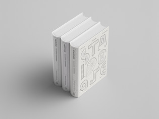 Architectural Book Cover Series
