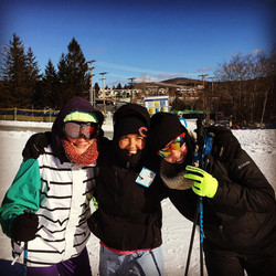 Lauren, Shelly, Carey 2016 Retreat