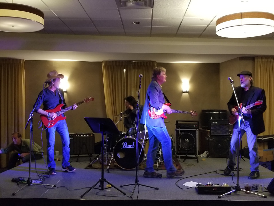 The Roberts Band from Washington State