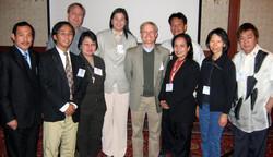 12 Colleagues from the Philippines with Brian Jorgensen