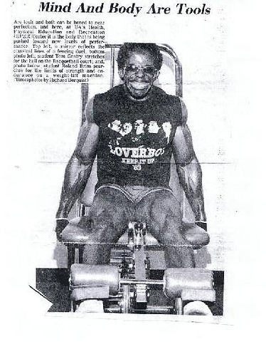 Dr. Roland K. Brim/..lift like you mean it!!!