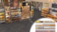 Honey Planogram Merchandising
