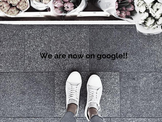 We are now on google!!