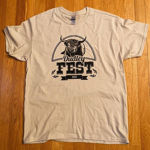 Dudleyfest 2021 T-Shirt