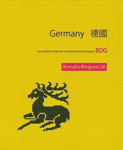 1x_Kreuzstich_Beschriftung+Hirsch_Taipeh_28x34cm_gelb