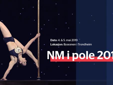 Norgesmesterskap i Pole 2019 - Resultater