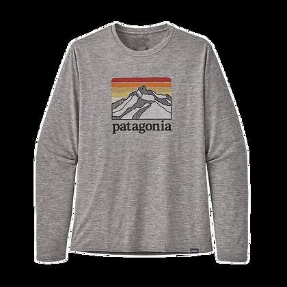 Patagonia Capilene Cool Sonnenschutz 50 UPF  Langarm Shirt