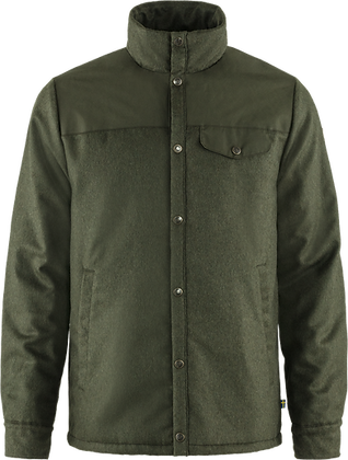 Fjällräven Canada Wool Padded Jacket Herren
