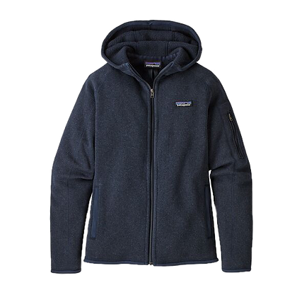 Patagonia Better Sweater Hoodie Damen