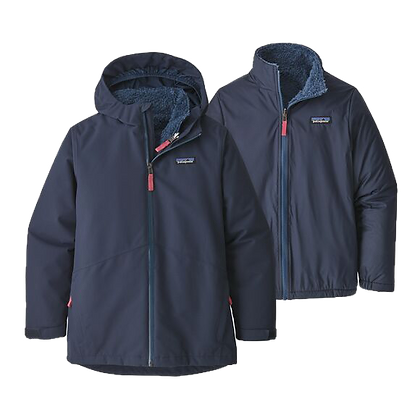 Patagonia 3 in 1 Jacke Mädchen