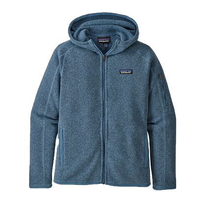 Patagonia Better Sweater Hoodie Damen